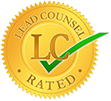 Lead Counsel Rated Badge