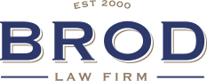 Logo of Brod Law Firm